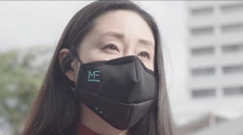 MaskFone de Binatone