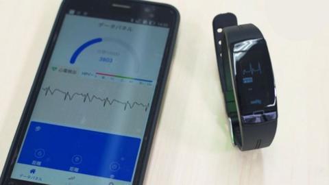 Monitor de glucosa portátil sin aguja