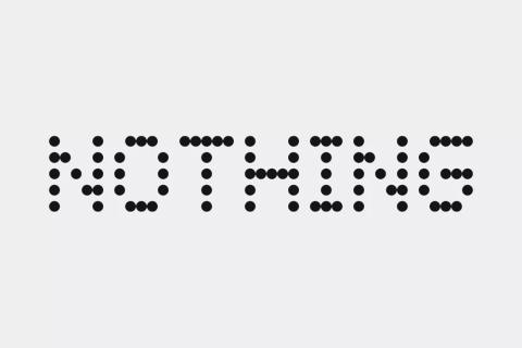 Nothing empresa y logo