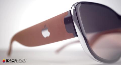 Una nueva patente indica que las Apple Glass podrían ayudar a desbloquear los dispositivos de la manzana
