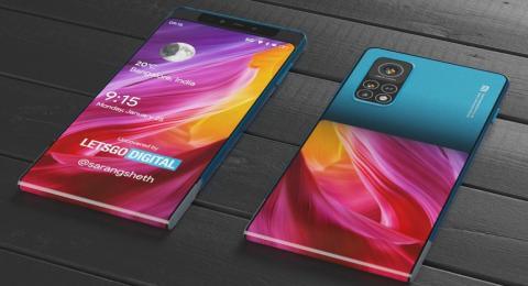 Una nueva patente indica que el nuevo móvil de Xiaomi podría tener una pantalla deslizante