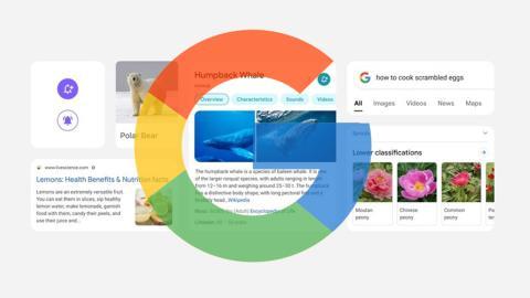 Rediseño buscador Google móvil
