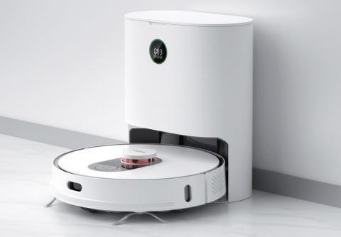 Roidmi Self-collecting Robot Vacuum