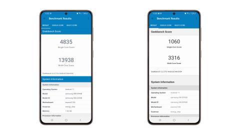 Samsung Galaxy S21+ 5G, análisis y opinión