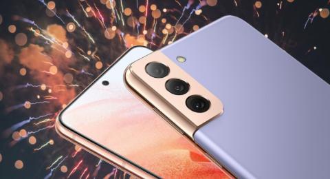 Samsung Galaxy S21, S21+ y S21 Ultra al descubierto 24 horas antes de la presentación oficial