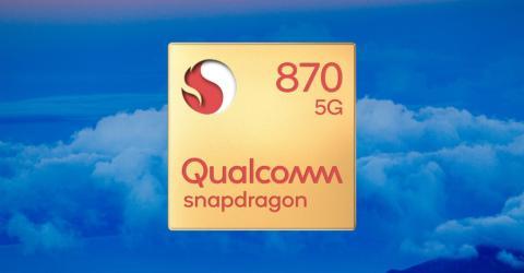 Snapdragon 870 5G, el nuevo procesador de Qualcomm proporciona máximo rendimiento a la gama alta por un coste inferior
