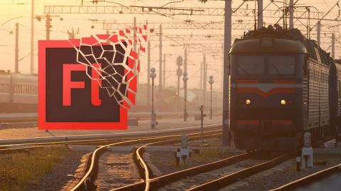 Tren Adobe Flash