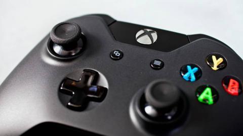 Error en mandos Xbox