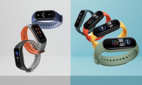 Xiaomi vs Oneplus pulseras