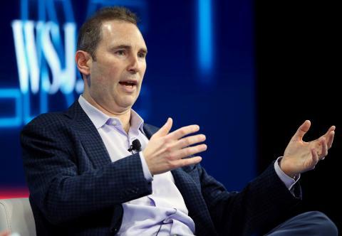 Andy Jassy, futuro CEO de Amazon