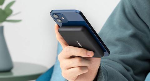 Anker batería MagSafe iPhone 12