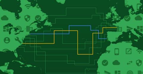 Cable Dunant de Google