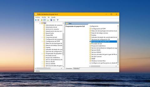 Cómo desbloquear todo el ancho de banda en Windows 10 para acelerar tus descargas