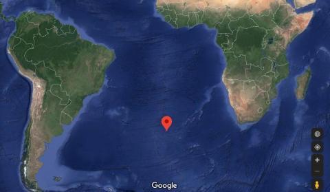 Isla Tristán de Acuña