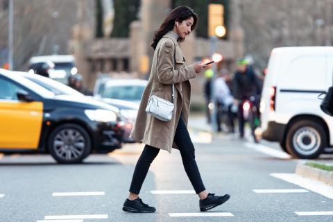 cruzar peatones
