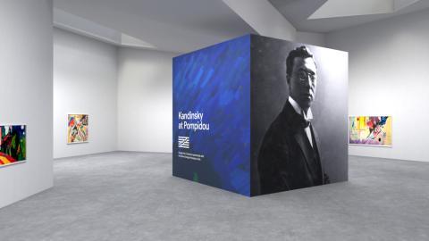 Galería AR Kandinsky Google