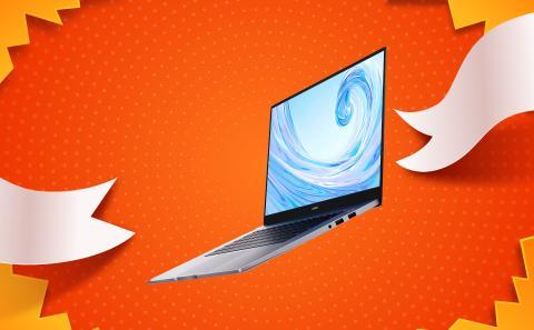Huawei MateBook D15 AMD