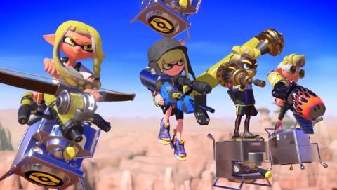 Splatoon 3 Nintendo Switch