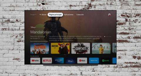 televisor Google TV
