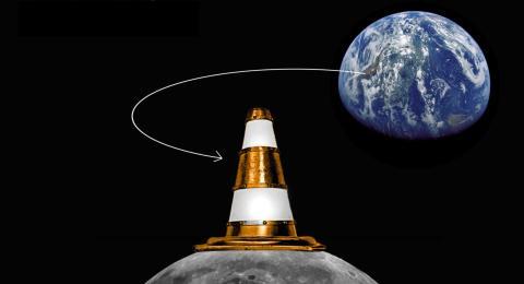 La versión 4.0 del reproductor VLC está a punto de llegar cargada de novedades y... ¡van a llegar a la Luna!