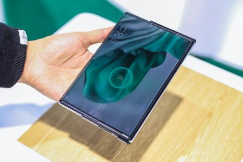 Wireless Air Charging Oppo