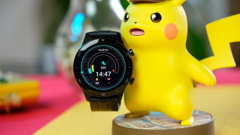 analisis realme watch s pro