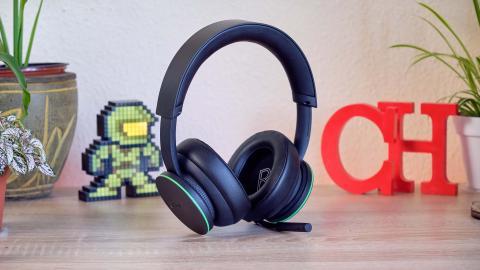 Analisis Xbox Wireless Headset