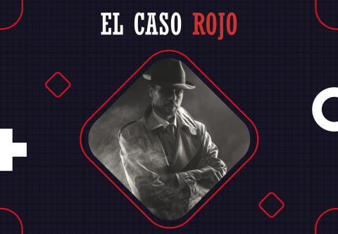 El Caso Rojo escape room