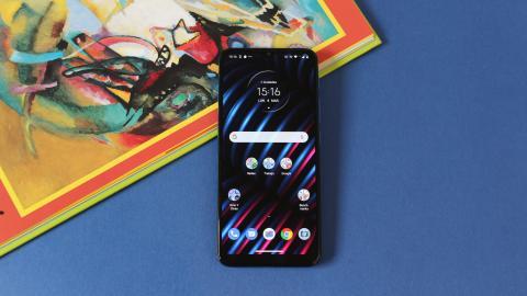 Motorola Moto E7 Plus análisis