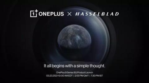 OnePlus y Hasselblad, móvil
