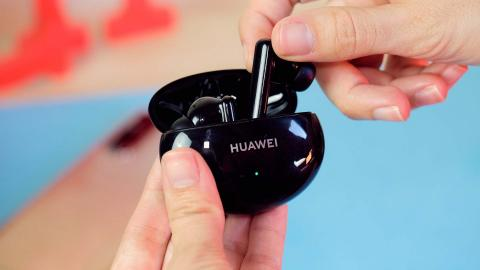 Review Huawei Freebuds 4i