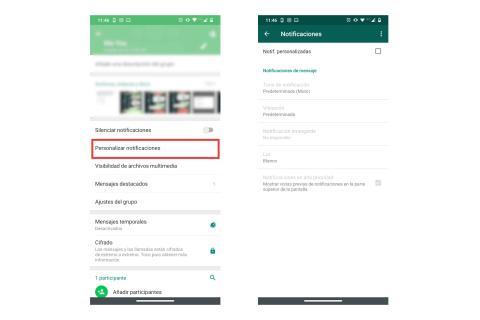 WhatsApp funciones ocultas