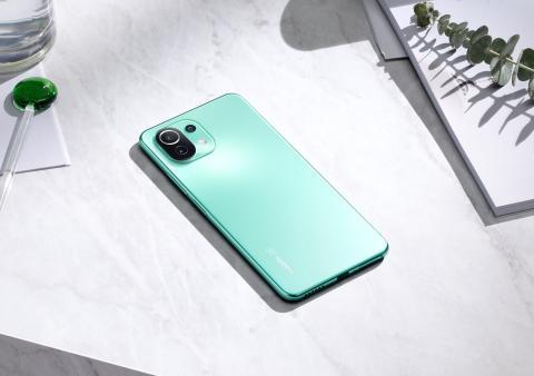 Xiaomi Mi 11 Lite 5G Verde Menta
