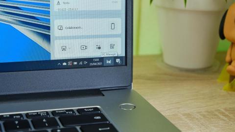 Analisis Huawei MateBook D15 2021