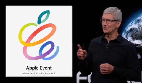 Apple kynote abril 2021