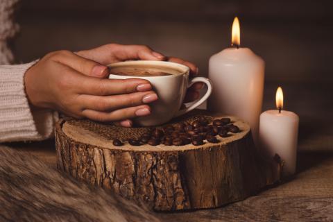 Cafe vela