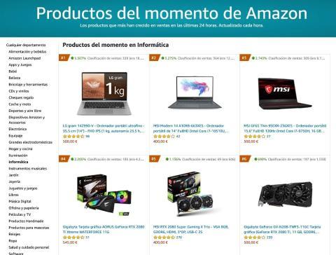 Estafas en Amazon