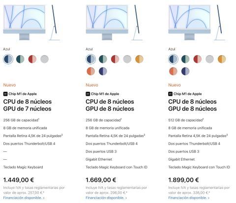 iMac compra