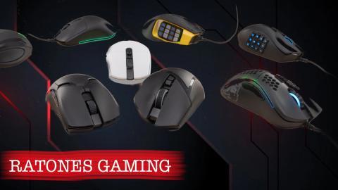 Ratón gaming - guía