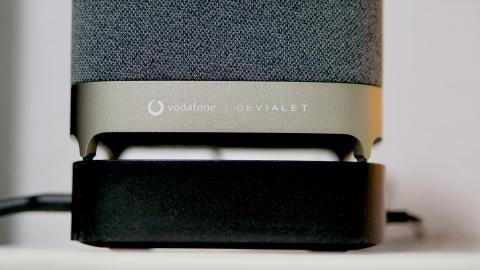 Vodafone Átika - fuente alimentación