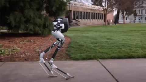 Cassie de Agility Robotics