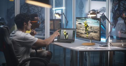 Imagen Desembarco de novedades gaming, portátiles, sobremesas y accesorios en Next@Acer