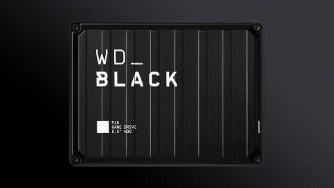 Disco duro externo WD Black P10