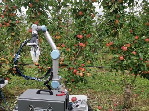 Robot agricultor