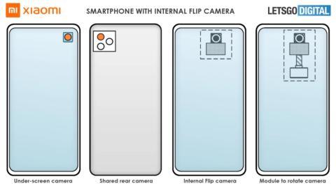 Información móvil modular Xiaomi
