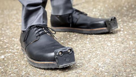 Zapato inteligente InnoMake