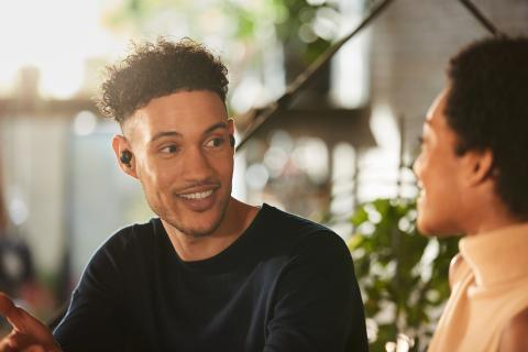 Sony Speak to chat