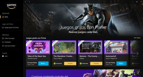 Juegos Amazon