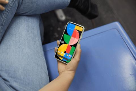El Google Pixel 5a se ha presentado, pero no podrás comprarlo en España