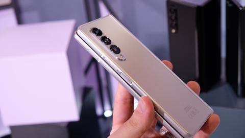 Samsung Galaxy Fold 3 Prints